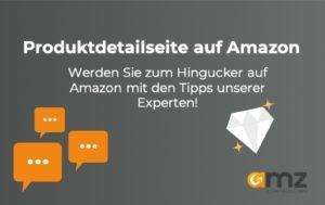 Mit Tipps von Experten zum optischen Hingucker auf Amazon werden.